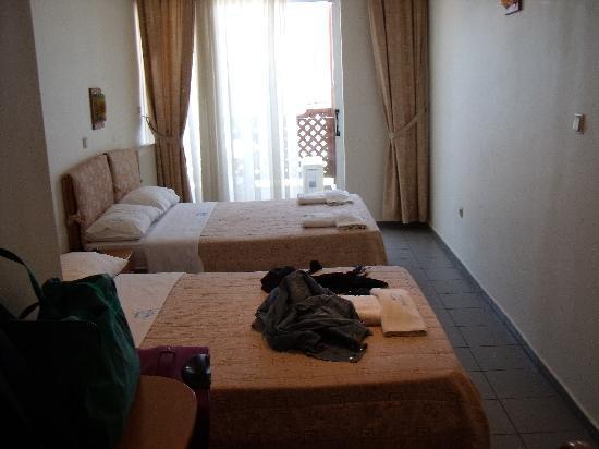 Hotel Poseidon: la camera x 2 persone