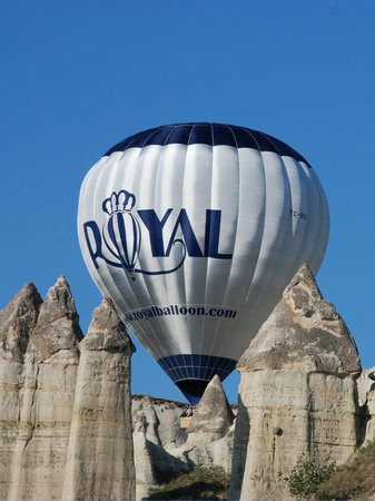 Royal Balloon - Cappadocia: Over Love Valley