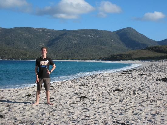 Coles Bay, Australië: wineglass bay