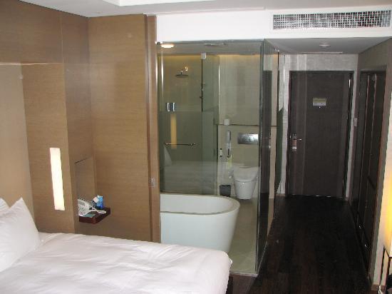 Pullman Ambassador Changwon: la salle de bain-douche