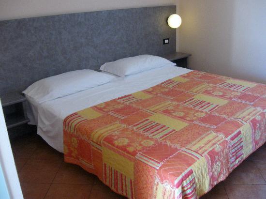Autohotel Ravenna: Il letto