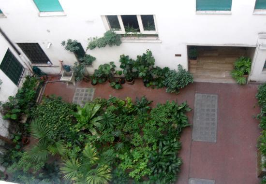 Hotel Cantoria: Panorama dalla finestra