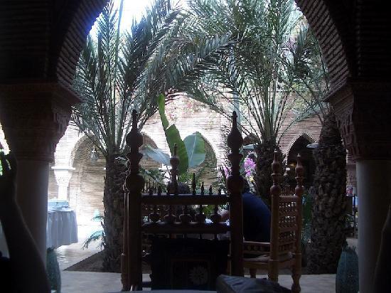 La Sultana Marrakech: lobby