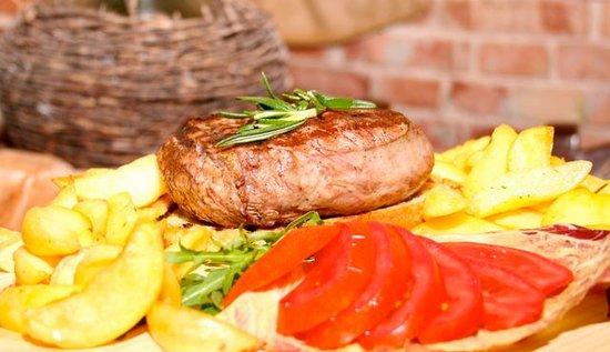 Osteria Castellabate di Romagna : Filetto