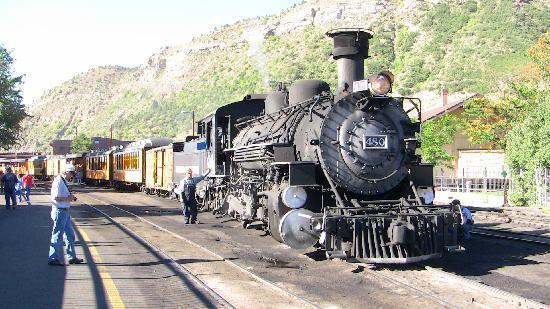 Travelodge by Wyndham Durango: La gare de DURANGO