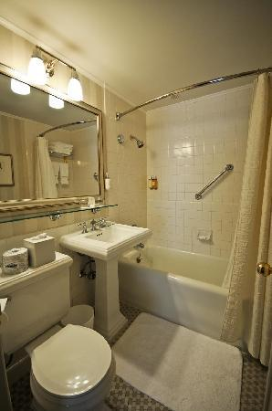 Bathroom Picture Of Mayflower Park Hotel Seattle Tripadvisor