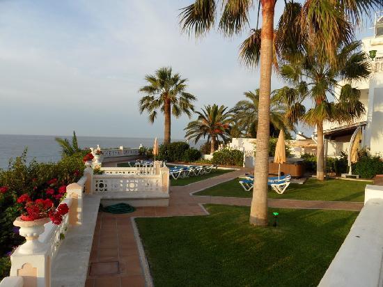 Hotel Paraiso del Mar: The main terrace