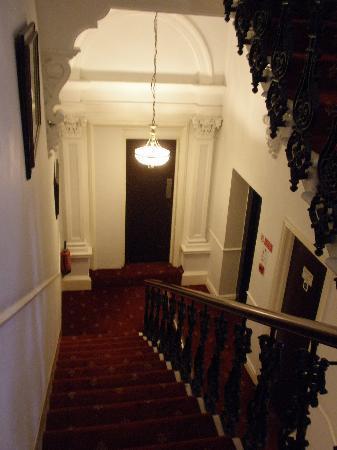 Chrysos Hotel: Interior del hotel
