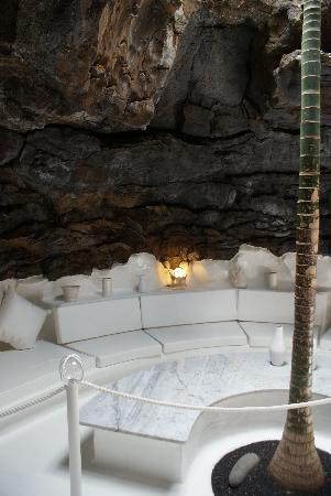 Costa Teguise, Spania: Underground lounge