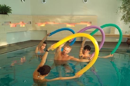 Bio & Wellnesshotel Alpenblick: Aquafit im Alpenblick SPA