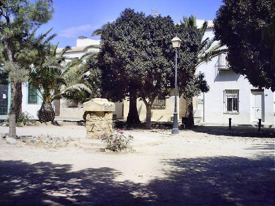 Isla de Tabarca, España: Nueva Tabarca vista general