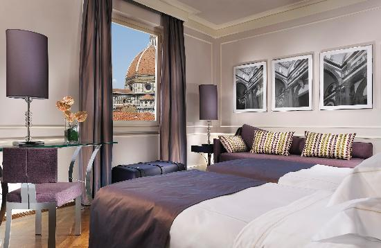 Hotel Brunelleschi: A room vith a view
