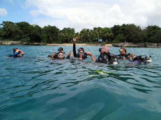 Divecenter Merlin: Reday for Diving