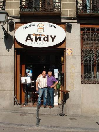 El Rincon De Andy: You can tell which one is Andy!