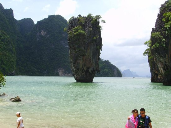Phuket Town, Thailand: James Bond Island
