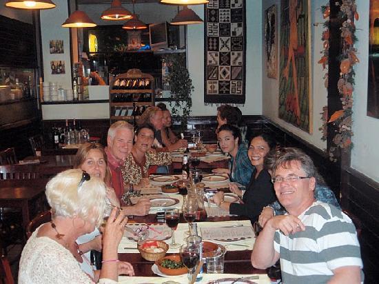 El Rincon De Andy: A memorable dinner!