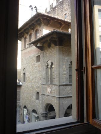 B&B Repubblica: View from our room