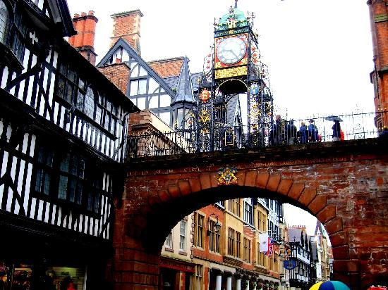 Chester, UK: Mirador