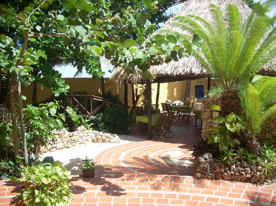Hotel Restaurant Roomer: garden