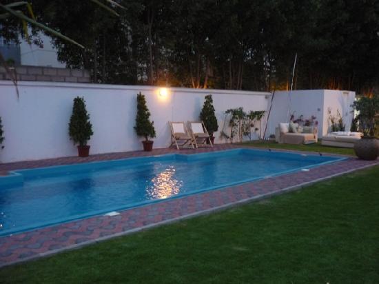 The Jumeirah Garden Guesthouse: The pool