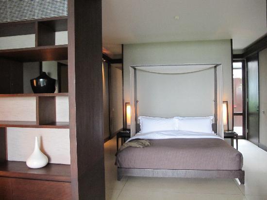 Soori Bali: La chambre