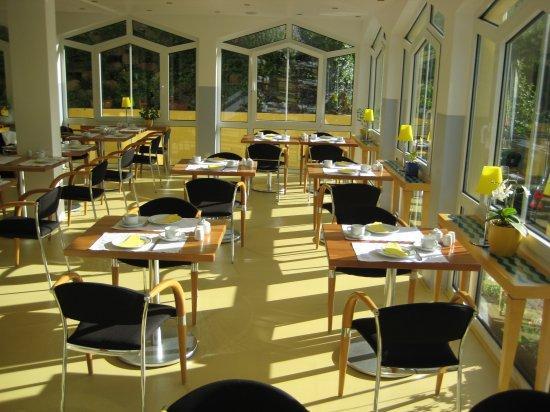 Inselhotel Rügen: Frühstücksraum
