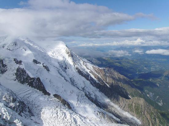 Les Contamines-Montjoie, Frankrig: autour du Mont Blanc