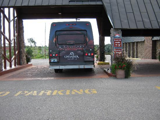 Petoskey, MI: Shuttle to Casino