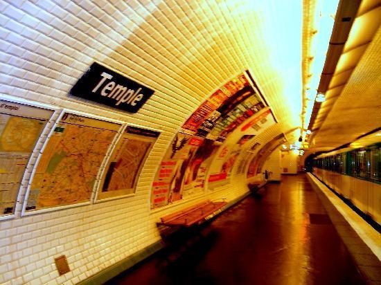 Paris, France: Tambien en París