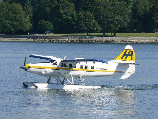 Harbour Air Seaplanes – Victoria Harbour History