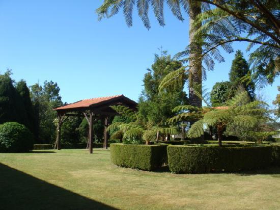 Enotel Golf Santo da Serra : le jardin