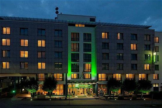 Holiday Inn Essen City Centre: Aussenansicht