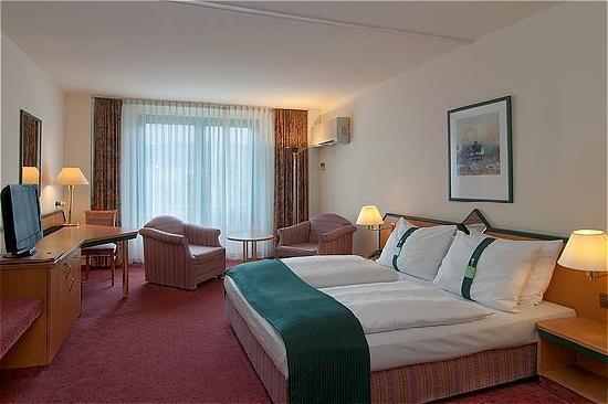 Holiday Inn Essen City Centre: Gästezimmer
