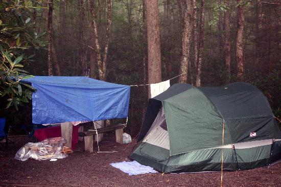 Franklin, NC: Site 68