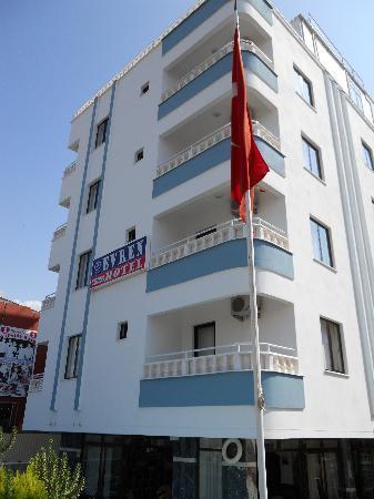 Evren Hotel: hotel evren