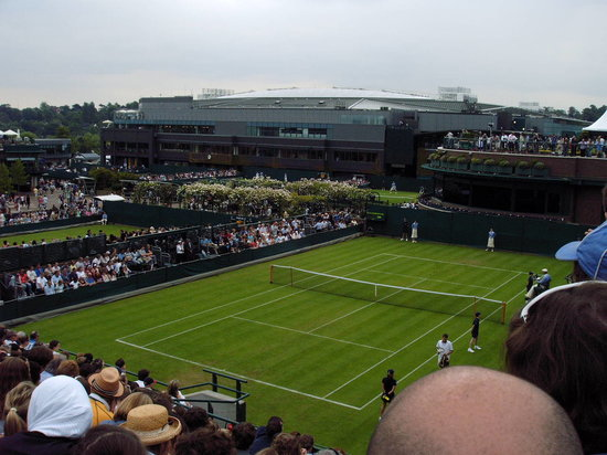 The All England Lawn Tennis Club
