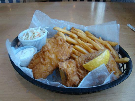 Ten Clams: Fish & Chips for $10