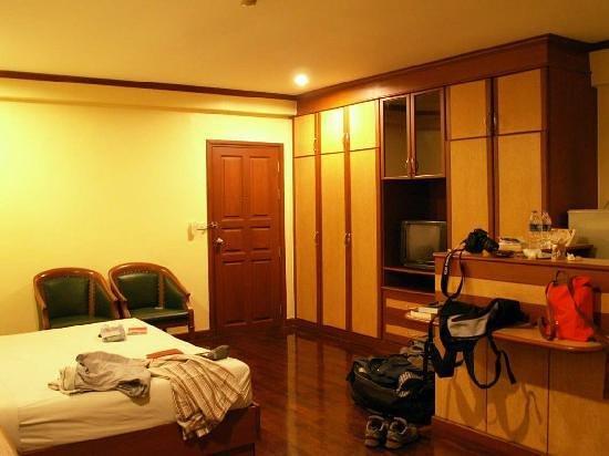 Patumwan House: Zimmer 1