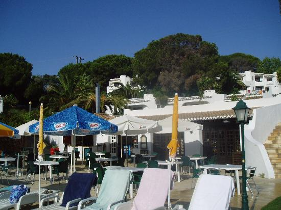 Clube Albufeira Resort: pool area