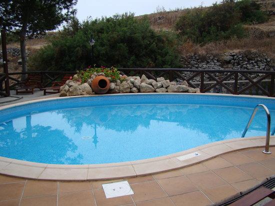 أوتل كوينتا دو سيرادو: piscine