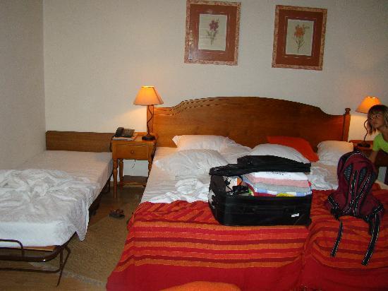Hotel Quinta Do Serrado: chambre double
