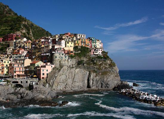 تشينكوي تيري, إيطاليا: Classic Cinque Terre