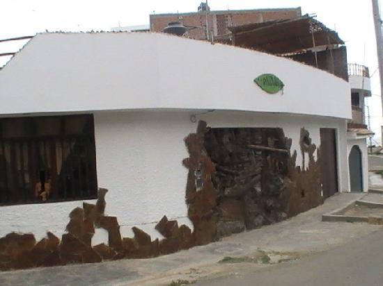 Huanchaco, Perú: fotos mias del hospedaje