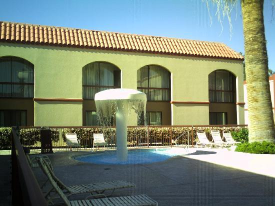 Wyndham EL Paso Airport Hotel and Water Park: Kiddy pool