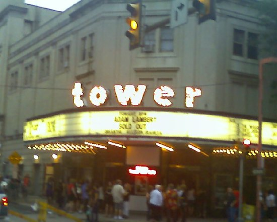 Upper Darby, PA: Exterior of the Tower Theater