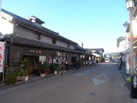 Hita, Ιαπωνία: 町並み