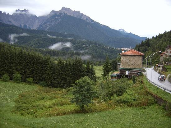 Vigo di Cadore, Italy: scenery