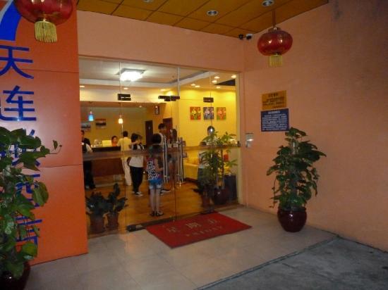 7 Days Inn (Guangzhou Xiaobei Station): Rezeption