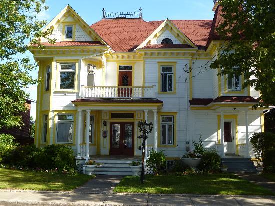 Trois-Rivieres, Canadá: Gite Chemin du Roy