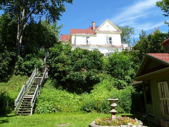 Gite du Chemin-du-Roy: un décor de rêve !